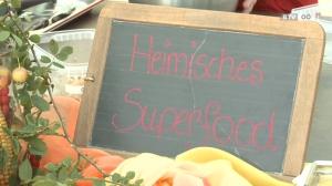 Kochen auf der Landesgartenschau: Heimisches Superfood für Schüler