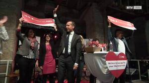 Bundeskanzler Kern zu Gast in Ranshofen