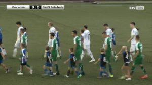 FB: OÖ Liga: SV Gmundner Milch - Bad Schallerbach