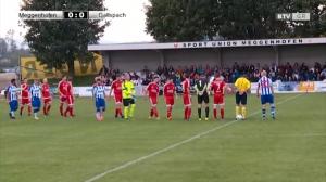 FB: 1. Klasse Mitte-West: Union Meggenhofen - SK Gallspach