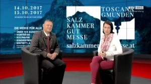 Vorgeschmack auf die Salzkammergut Messe 2017