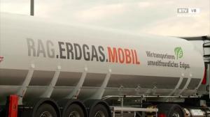 Österreichs erste LNG Tankstelle