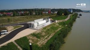 Österreichs erste LNG - Tankstelle