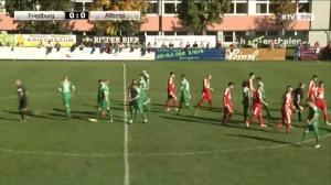 FB: Landesliga West: SV Friedburg - SK Altheim