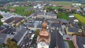 Schwindelerregendes Spektakel in Hartkirchen