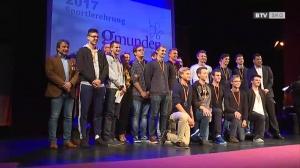 Die Sportstadt Gmunden ehrt ihre erfolgreichen SportlerInnen!