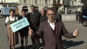 Arno Perfaller will das Salzkammergut vertreten