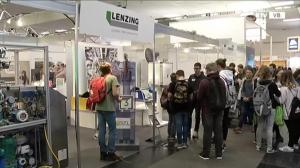 Lenzing AG auf der Jugend und Beruf