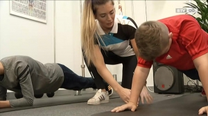 Lehrberuf Fitnessbetreuer