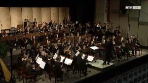 Das Sinfonische Blasorchester Ried in Vöcklabruck