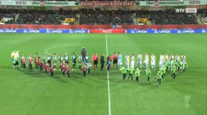 Cup-Schlager SV Ried vs. LASK