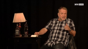 Reinhard Nowak als Commissario Nowak in Linz im Einsatz