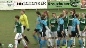 Frauenfußball: SV Hohenzell - SC Schwanenstadt 08