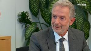 Oberösterreich im Fokus - Gespräch mit Gerhard Wölfel