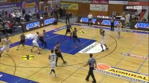 Basketball: Basket Swans Gmunden - Traiskirchen Lions