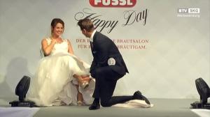Hochzeitsausstellung bei Fussl Ried