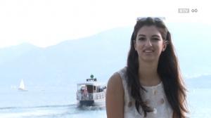 Bita Laura Arefnia - 20 jährige Pinsdorferin auf den Spuren berühmter Schauspieler
