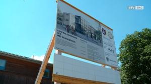 Sanierungsarbeiten an der Neuen Mittelschule Scharnstein