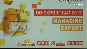 Exporttag 2017 - WKOÖ
