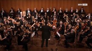 Hausruck Philharmonie und Karl Eichinger spielen