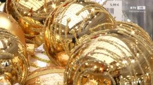 Der Weihnachtsmarkt beim XXXLutz