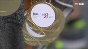 Firmen laufen um den Titel - business2run in Vöcklabruck