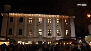 Weihnachtsmarkt auf Schloss Traun