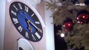 Pramer Christbaum ziert Weihnachtsdorf Grieskirchen