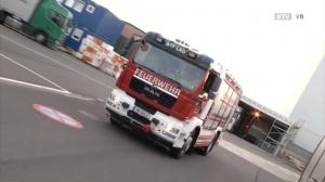 Neues Löschfahrzeug für Lenzing AG Betriebsfeuerwehr