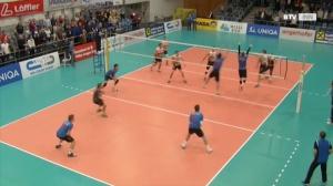Volleyball: UVC Weberzeile Ried - VBC Weiz
