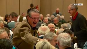 Lenzing AG Pensionistenweihnachtsfeier
