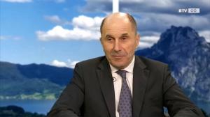 Oberösterreich im Fokus - Gespräch mit Peter Untersperger