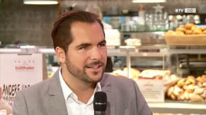 Oberösterreich im Fokus - Gespräch mit Florian Hütthaler