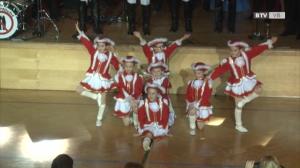 Premiere für die Kindergarde Timelkam am Hofball