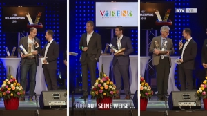 BTV vergibt Award an ...