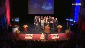 Traunstein Award und BTV Neujahrsemfpang