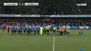 FB: OÖ Liga: WSC Hertha Wels - FC Wels