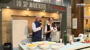 Herd frei in der SEP Marktküche!