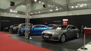 Autohaus Priewasser auf der Automesse Ried
