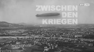 Ein Luftschiff über Linz
