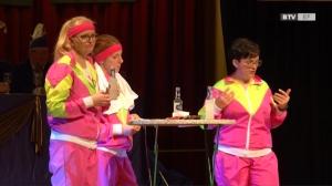 Aschacher Faschingssitzung 2018 - Hoi über!