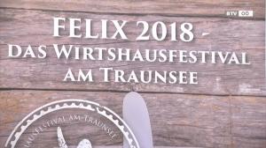 Felix 2018 – das Wirtshausfestival am Traunsee