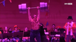 Gemeinschafts-Musical: Zirkus Kriminale