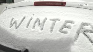 Arktische Kälte in Oberösterreich