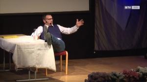 Kabarettist Peter Gahleitner's