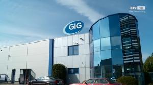 GIG Firmenjubiläum und Tag der offenen Tür