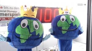 Countdown hat gestartet – Special Olympics in Vöcklabruck
