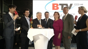 Eröffnung BTV Linz
