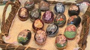 Alles rund ums Osterfest: die Osterausstellung in Steyrermühl