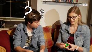 16-jähriger Zauberwürfel-Künstler